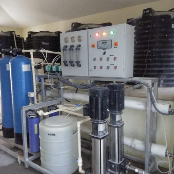 RO Plant - PLC Fully Automatic